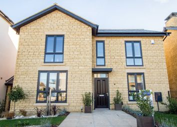 Thumbnail 5 bed detached house for sale in New Barn Lane, Cheltenham