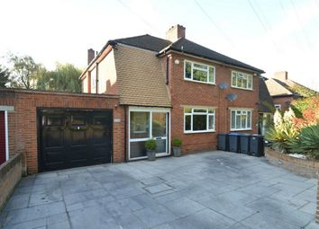 Thumbnail 3 bedroom semi-detached house for sale in Bridle Road, Shirley, Croydon, Surrey