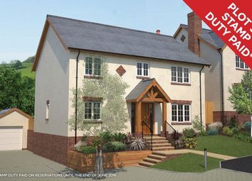 Thumbnail 4 bed detached house for sale in Howden, Tiverton