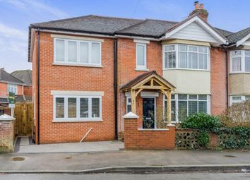 Thumbnail 4 bedroom semi-detached house for sale in Wilton Crescent, Shirley, Southampton