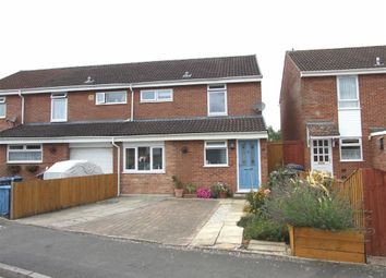 Thumbnail 3 bed semi-detached house for sale in Cotswold Close, Melksham