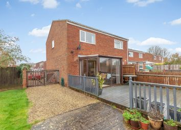 Thumbnail 2 bed semi-detached house for sale in Hunter Close, Cowley, Oxford