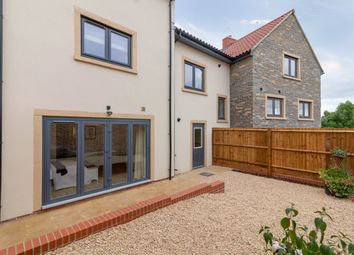 "Thumbnail 3 bed town house for sale in ""The Wedmore"" At Pesters Lane, Somerton TA11, Somerton,"