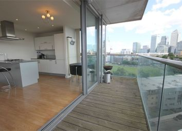 Thumbnail 1 bedroom flat to rent in Abbotts Wharf, 93 Stainsby Road, London, UK