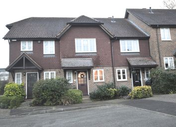 Thumbnail 2 bed terraced house for sale in Silk Mills Close, Sevenoaks, Kent