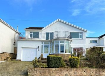 Thumbnail 4 bed property to rent in Long Shepherds Drive, Caswell, Swansea