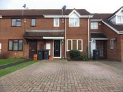 Thumbnail 3 bed terraced house to rent in Corral Close, Swindon, Wiltshire