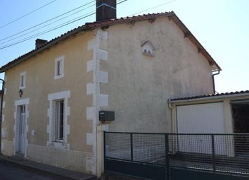 Thumbnail 4 bed property for sale in Champagne-Mouton, Charente, 16350, France