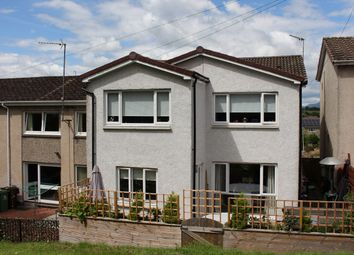 Thumbnail 3 bed end terrace house for sale in Landrick Avenue, Dunblane