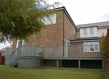 Thumbnail 2 bed flat to rent in Maymyo, Bude, Cornwall