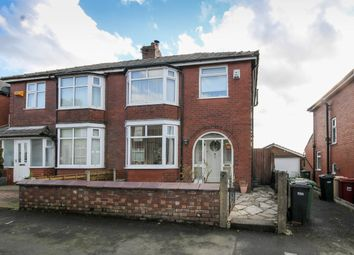 Thumbnail 2 bed semi-detached house for sale in Queens Avenue, Bromley Cross, Bolton