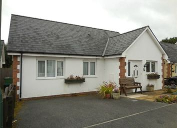 Thumbnail 3 bed detached bungalow for sale in Bryn Steffan, Lampeter