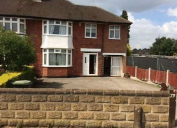 Thumbnail 4 bedroom semi-detached house to rent in Cator Lane, Beeston, Nottingham