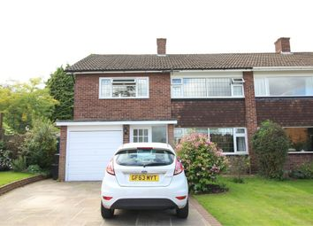Thumbnail 3 bed semi-detached house for sale in Linden Close, Chelsfield, Orpington, Kent