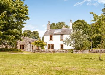 Thumbnail 4 bed country house for sale in Old Balnakilly, Kirkmichael, Blairgowrie, Perthshire