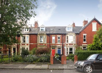 Thumbnail 7 bed terraced house for sale in Queens Road, Jesmond, Newcastle Upon Tyne