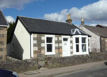 Thumbnail 3 bed detached bungalow for sale in George Street, Hunters Quay, Dunoon