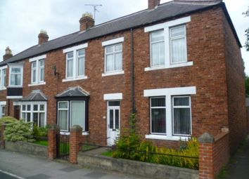 Thumbnail 4 bed semi-detached house to rent in Newcastle Road, Chester Le Street