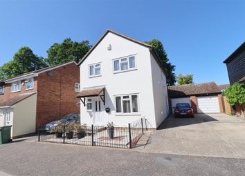 Thumbnail 4 bed detached house for sale in Skiddaw Close, Great Notley, Braintree