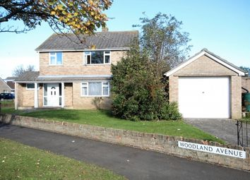 Thumbnail 3 bed detached house for sale in Oakley Close, Westonzoyland, Bridgwater