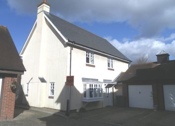 Thumbnail 4 bedroom link-detached house for sale in Barbican Mews, Portchester
