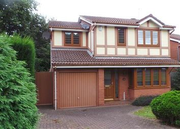 Thumbnail 4 bed detached house for sale in Thistle Down Close, Streetly, Sutton Coldfield