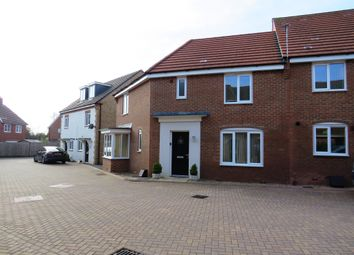 Thumbnail 3 bed end terrace house for sale in Eddleston Road, Swindon