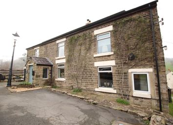 Thumbnail 4 bed detached house for sale in Bankwood, Charlesworth, Glossop