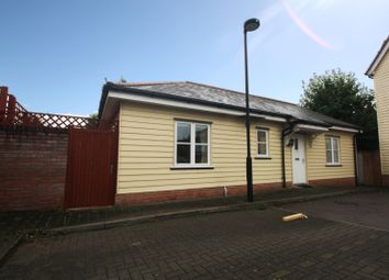 Thumbnail 2 bed bungalow to rent in Magdalen Street, Colchester, Essex