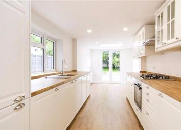 Thumbnail 3 bed terraced house to rent in St. James Road, Stratford, London