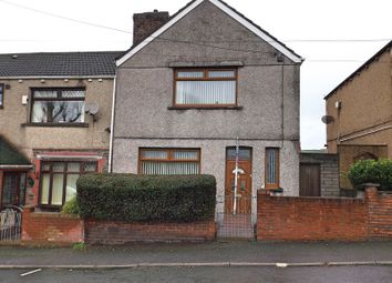 Thumbnail 2 bed end terrace house for sale in Wood Street, Port Talbot, Neath Port Talbot.