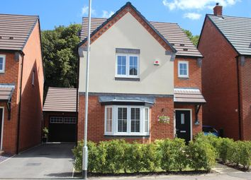 Thumbnail 3 bed detached house for sale in Cardinal Drive, Burbage, Hinckley