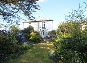 Thumbnail 4 bed semi-detached house for sale in Callington Road, Saltash