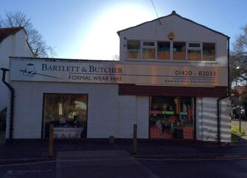 Thumbnail Retail premises for sale in Vicarage Hill, Alton
