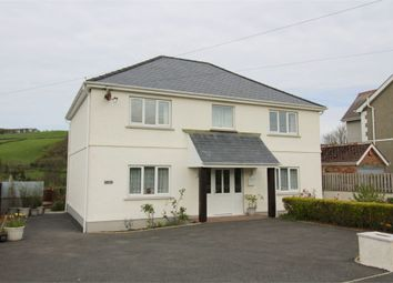 Thumbnail 4 bed detached house for sale in Ty Eirlys, Rhydybont, Llanybydder, Carmarthenshire