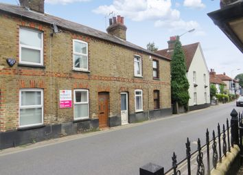 Thumbnail 2 bed terraced house for sale in Maldon Road, Great Baddow, Chelmsford