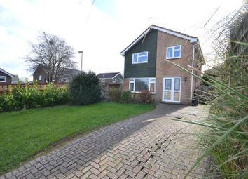 Thumbnail 4 bedroom detached house for sale in Ollivant Close, Danescourt, Cardiff, South Glamorgan