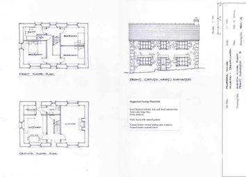 Thumbnail Land for sale in Hillside Cottages, Trewellard, Penzance