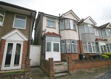 Thumbnail 3 bed semi-detached house to rent in Albany Road, Chadwell Heath, Romford