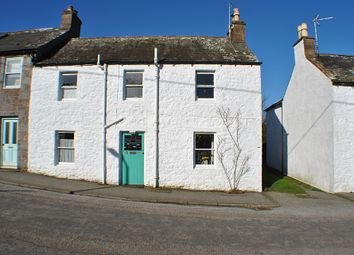 Thumbnail 3 bed semi-detached house for sale in Main Street, Auchencairn