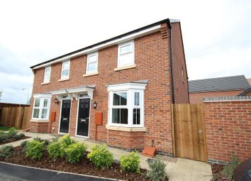 Thumbnail 3 bed semi-detached house to rent in Chipenham Close, Wellingborough, Northamptonshire.