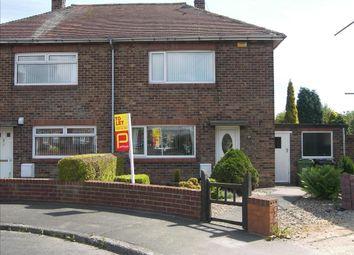 Thumbnail 2 bed semi-detached house for sale in Melrose Avenue, Bedlington