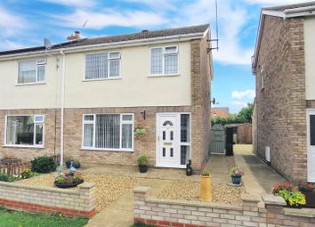Thumbnail 3 bedroom semi-detached house for sale in Orchard Way, Ramsey, Huntingdon
