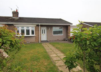 Thumbnail 2 bed semi-detached bungalow for sale in Raby Road, Newton Hall, Durham