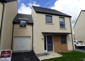 Thumbnail 4 bed semi-detached house for sale in Summering Close, Okehampton
