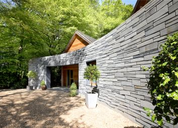 Thumbnail 6 bed detached house for sale in Titness Park, London Road, Ascot, Berkshire