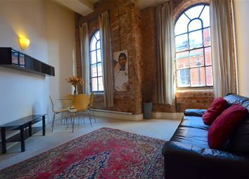 Thumbnail 1 bedroom flat to rent in Stoney Street, Nottingham