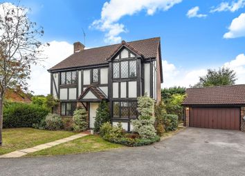 Thumbnail 4 bed detached house for sale in Wokingham, Berkshire