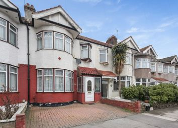Thumbnail 4 bed terraced house for sale in Elstree Gardens, Ilford