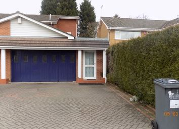 Thumbnail 2 bed flat to rent in Rollswood Drive, Solihull